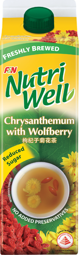 F&N NutriWell Chrysanthemum with Wolfberry